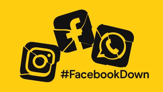 #FacebookDown - How to survive a social media blackout
