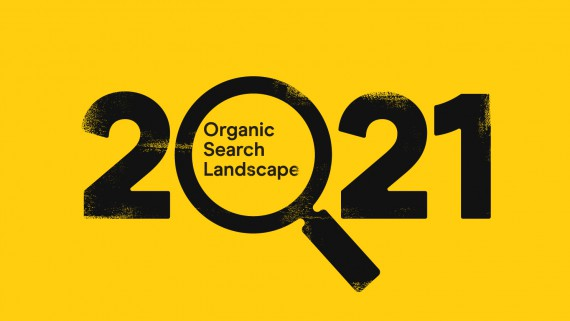 Organic search landscape 2021 BBI